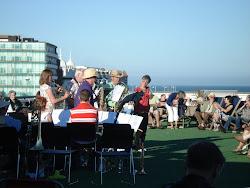 De La Warr Rooftop Orchestra