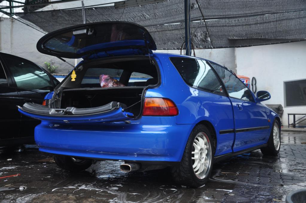 Yanto Kumus Kumus Blog Honda Civic Estilo