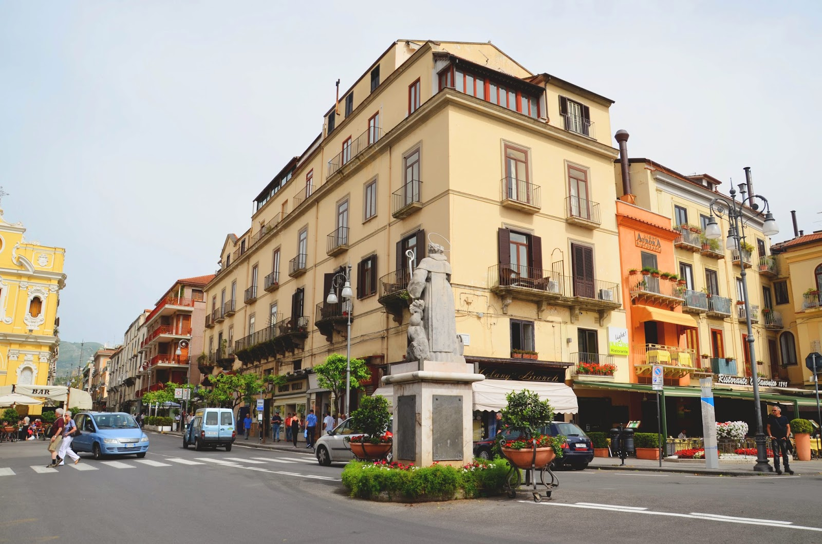 We Took The Road Less Traveled Sorrento Italy