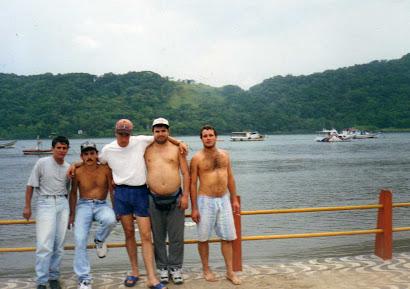 Marcos-Sandro-Davi-Altair e Roberto