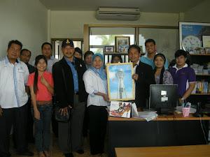Bersama President Travel Agent Satun Thailand