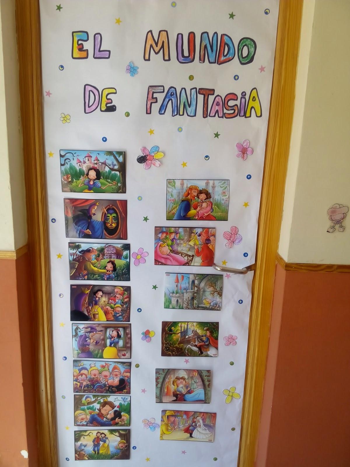 Peri dico escolar montello actividades del d a del libro for Puertas decoradas para el dia del libro
