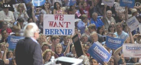 Senator Bernie Sanders for President