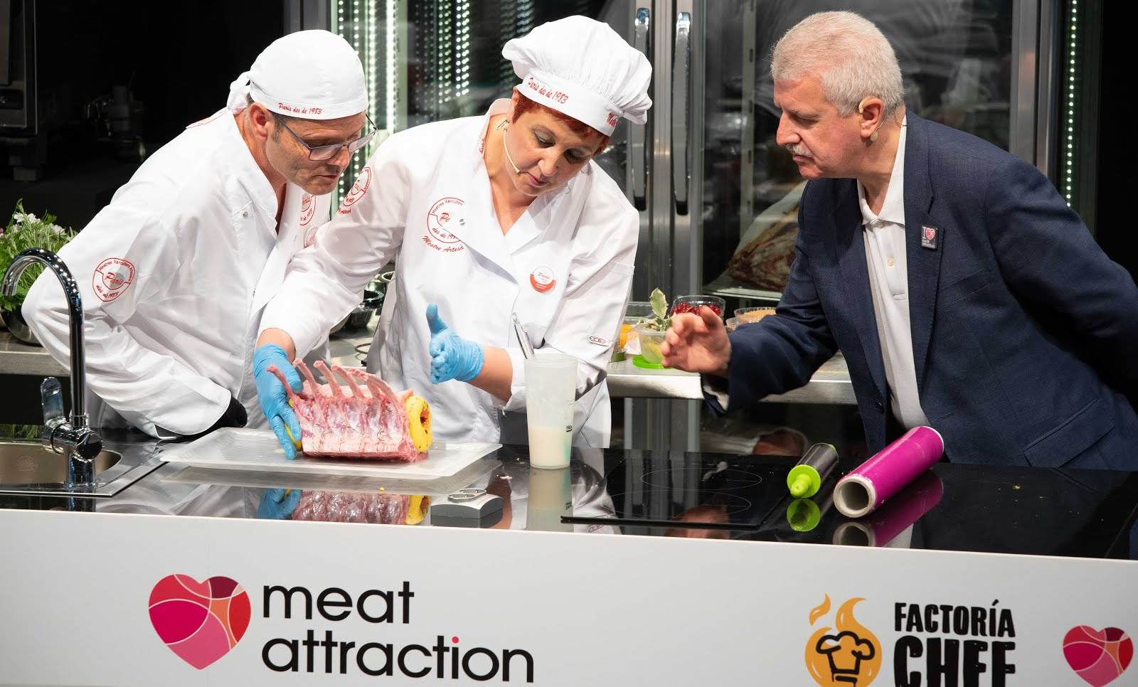 GORKA ZUMETA EN 'MEAT ATTRACTION' 2019