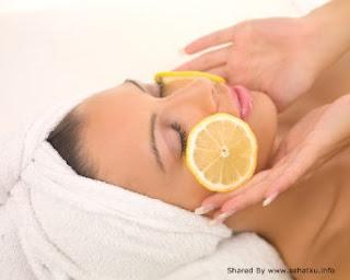 www.sehatku.info - 6 Manfaat Utama Lemon Untuk Perawatan Kulit