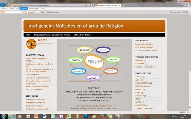 http://inteligenciasmultiplesrelitic.blogspot.com.es/