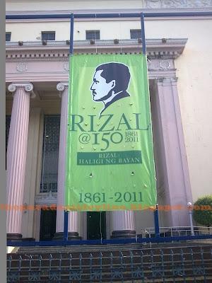 Jose Rizal 150 Anniversary Poster