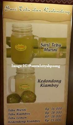 Sari Tebu Murni Ah Poong Sentul City