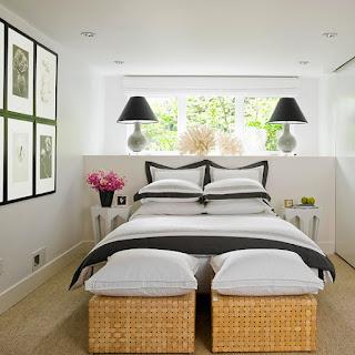 camera da letto piccola personalizzata immagine