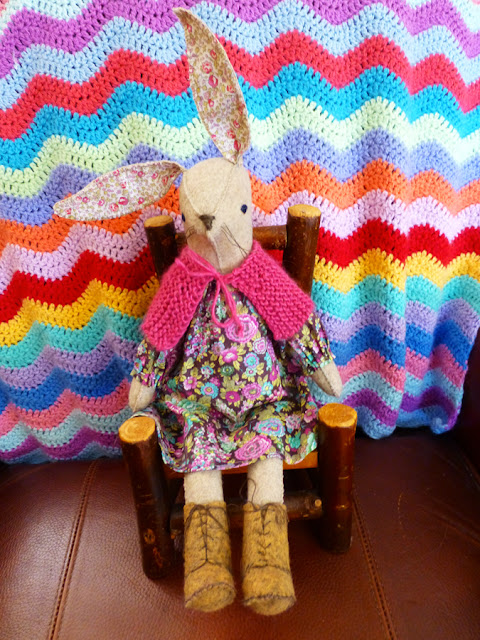 Knitting Yarn Bdo : Teresa kasner happy easter and the day bunny