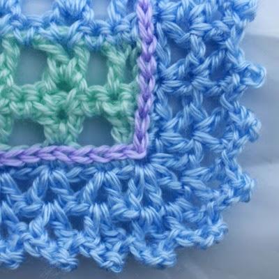 baby blanket edging crochet