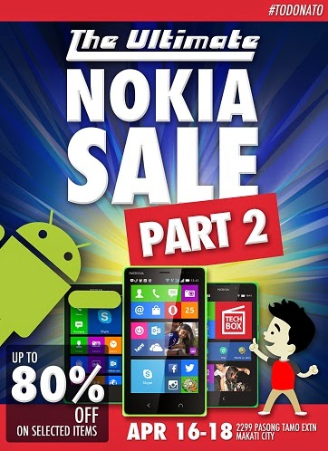 Techbox Philippines Ultimate Nokia Sale Part 2