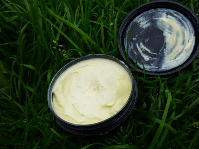 Lush Lemony Flutter Cuticle Butter - Nail Care Review