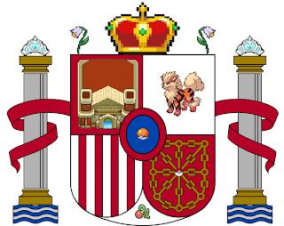 Quadruple royaume Escudo_de_la_Real_Academia_Espa%C3%B1ola_pokemon