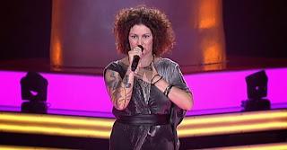 Susana Ruiz la voz