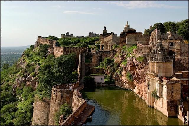Chittorgarh Fort, Rajasthan