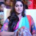 Regina in Sleeveless Blouse at Soukyam Audio Launch Photos