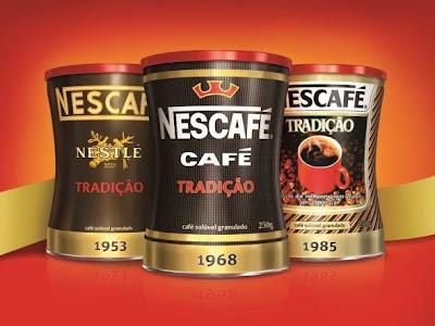Design de marca - Nestlé