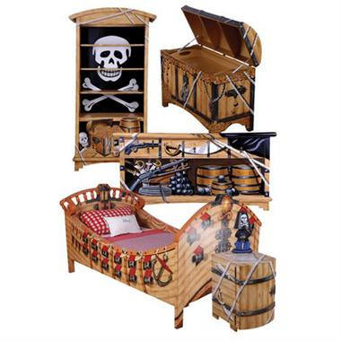 Chairs For Bedrooms Pirate Bedroom Kids Furniture - Kids pirate bedroom furniture