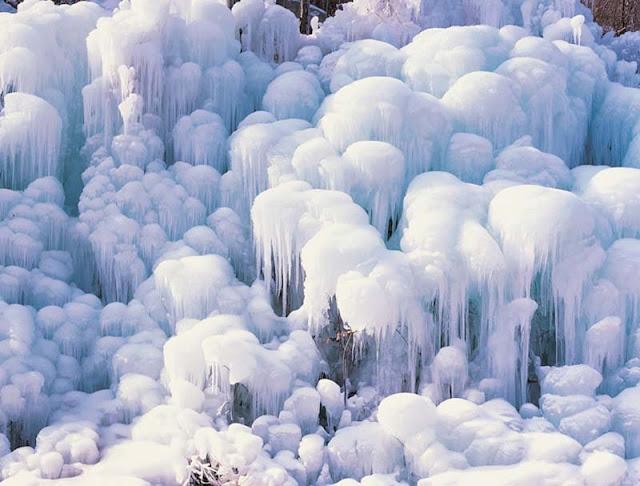 Maravillas de la naturaleza: Penitentes de hielo