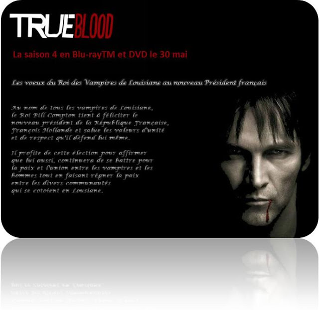 True Blood Saison 4 - En Blu-Ray TM et DVD