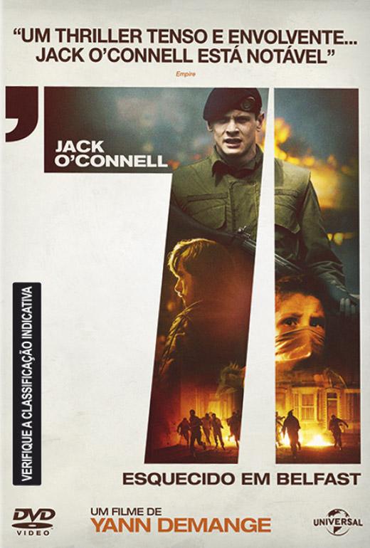 71: Esquecido em Belfast Torrent - Blu-ray Rip 1080p Dual Áudio (2015)