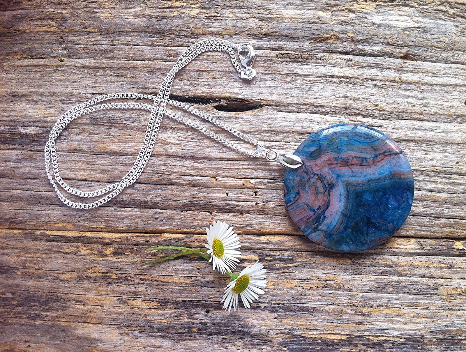 Agate Necklace Giveaway