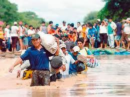 LLUVIAS EN BOLIVIA DEJAN AL MENOS 27 MUERTOS Y MILES DE AFECTADOS