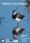 Balearic Bird Report - BBR num. 32, 2017