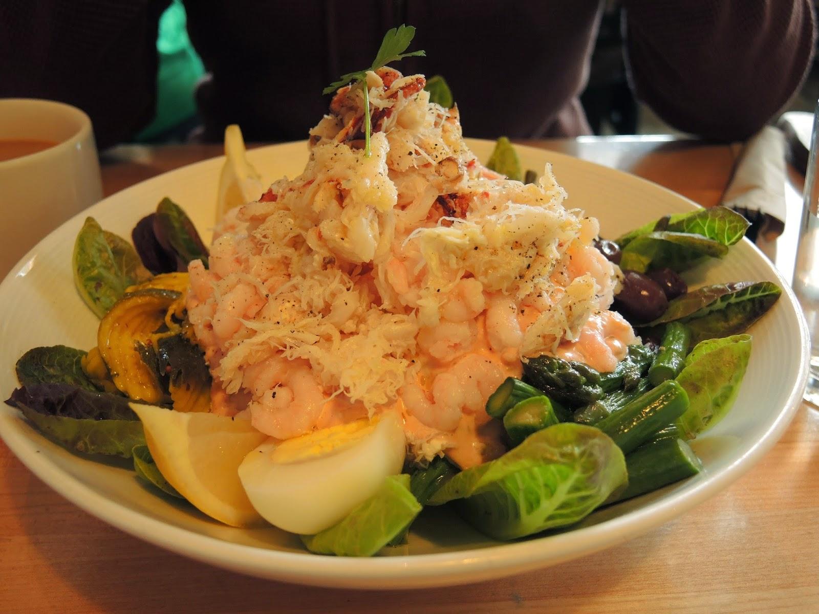 2014 Spring break 美國西岸自駕遊食記 Part 1 — 沙加緬度、波特蘭