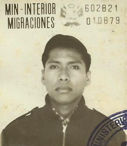 Yo en 1979