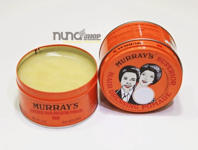 MURRAY'S SUPERIOR ORIGINAL POMADE