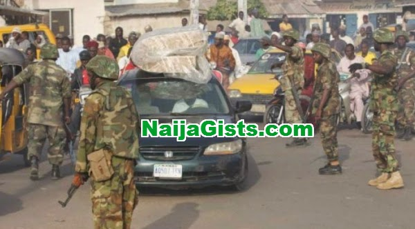 soldiers clash catholic church kaduna