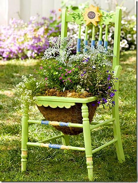 Amado decorar sustentável: Jardins sustentáveis KP28