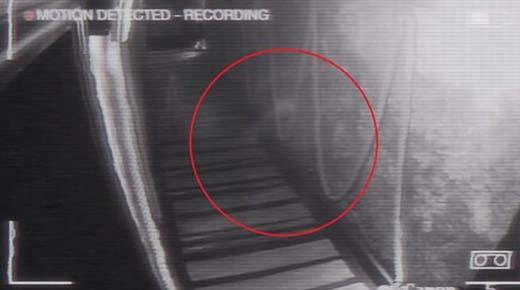 """""""Figura fantasmal"""" aparece en imágenes de CCTV"""