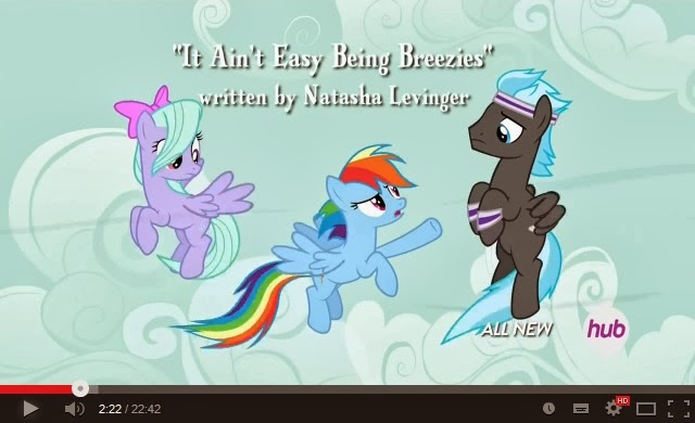 My Little Pony: Friendship is Magic - It Ain't Easy Being Breezies
