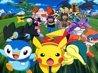 Pokemon Generation