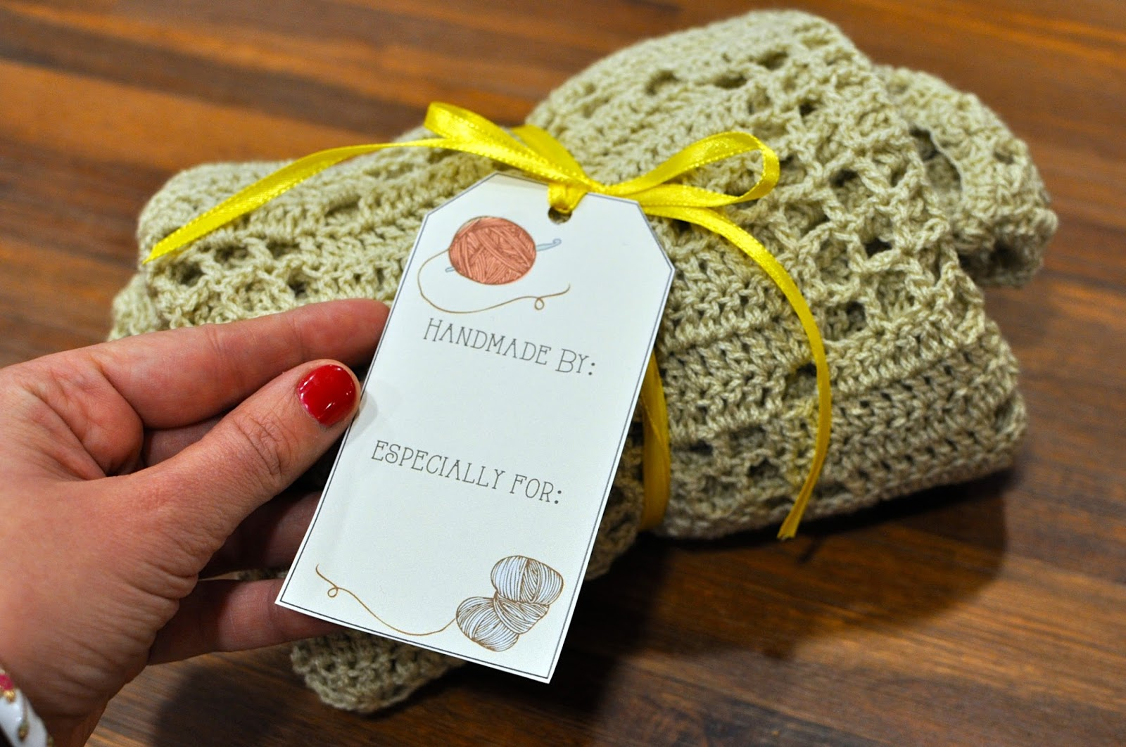 Just Be Happy Gift Tags