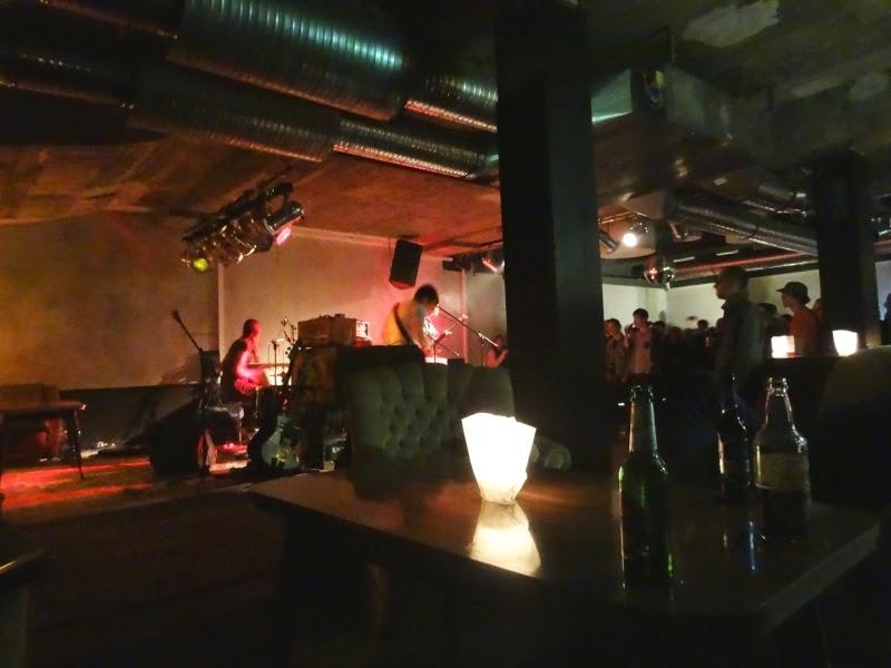 30.05.2014 Bochum - Die Trompete: Inseln