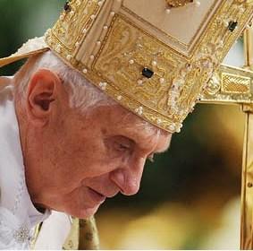 Santo Padre, BENTO XVI