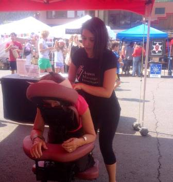 Aspen Massage Institute Students Learn More than Massage