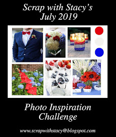 July 2019 SCRAP WITH STACY'S PHOTO INSPIRATION CHALLENGE