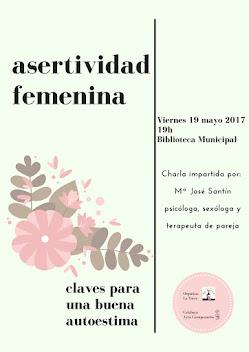CHARLA ASERTIVIDAD FEMENINA