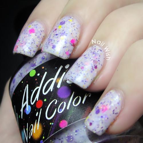 Cotton Candy Nail Polish La Carte: Nail Wish: Saturday Swatches