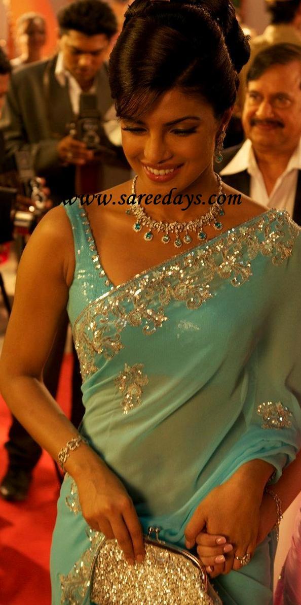 Latest Saree Designs: priyanka - 187.0KB