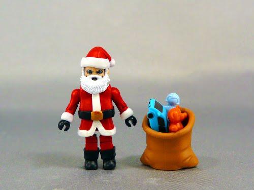 Santa Claus Minimate