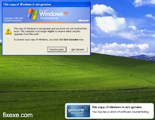Download WGA Remover Win XP dan Win 7