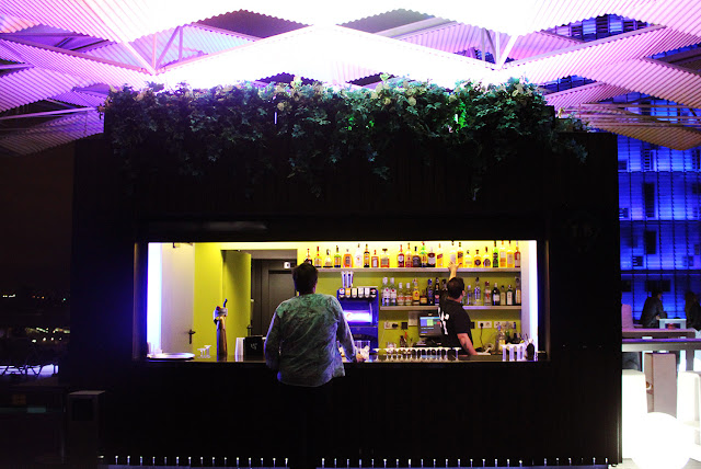 Barcelona rooftop bars