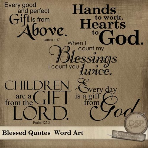 I Am Blessed Quotes And Sayings Happy And Blessed Quot...