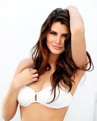 Karina Gonzalez in Bikini